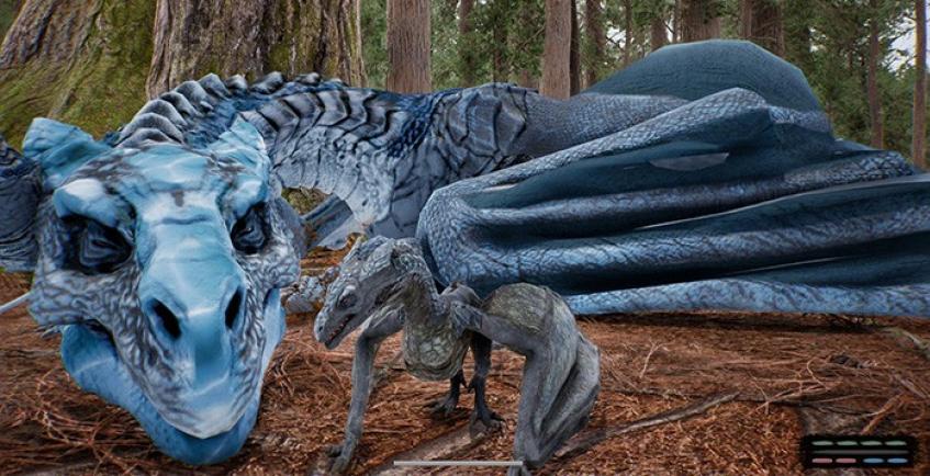 Day of Dragons – драконья выживалка выйдет уже в ноябре