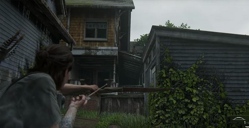 The Last of Us 2 с первым геймплеем и подробностями