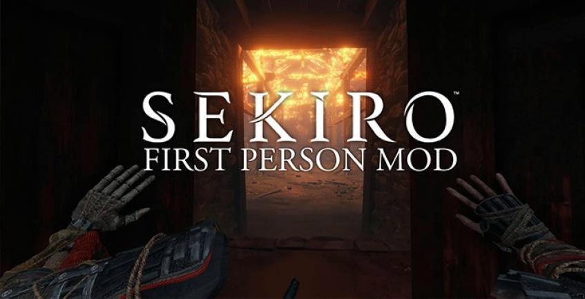 Sekiro: Shadows Die Twice получает камеру от первого лица