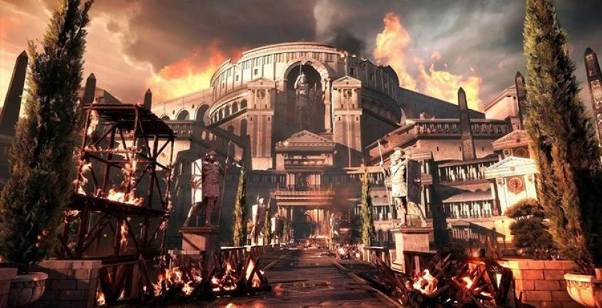 Состоялся релиз карточной стратегии Last Day of Rome
