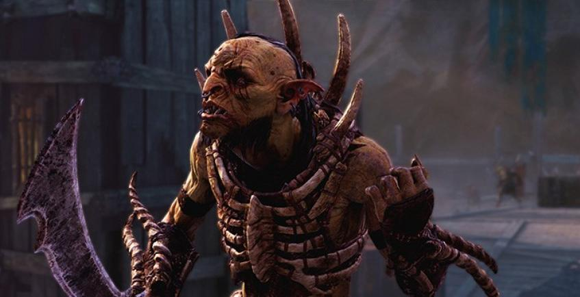 Создатели Middle-earth: Shadow of Mordor готовят игру про космос