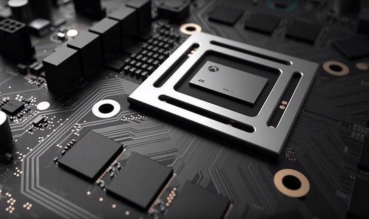 """В комплекте с консолями Xbox Scarlett будет камера для потокового вещания в 4K"""""""