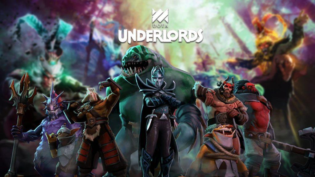 В Dota Underlords вышло «Большое обновление»