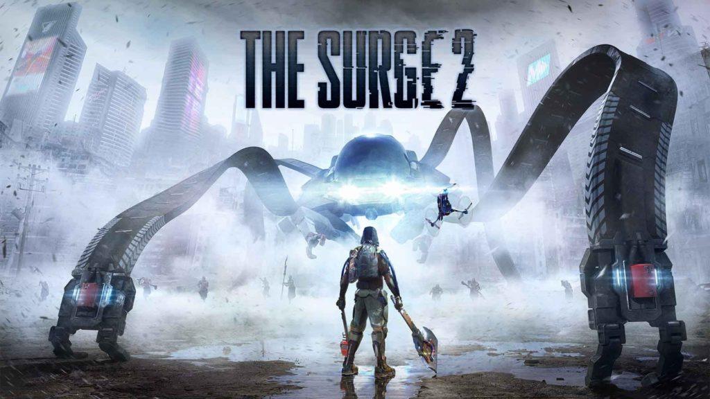 Во что поиграть сегодня 2019 The Surge 2