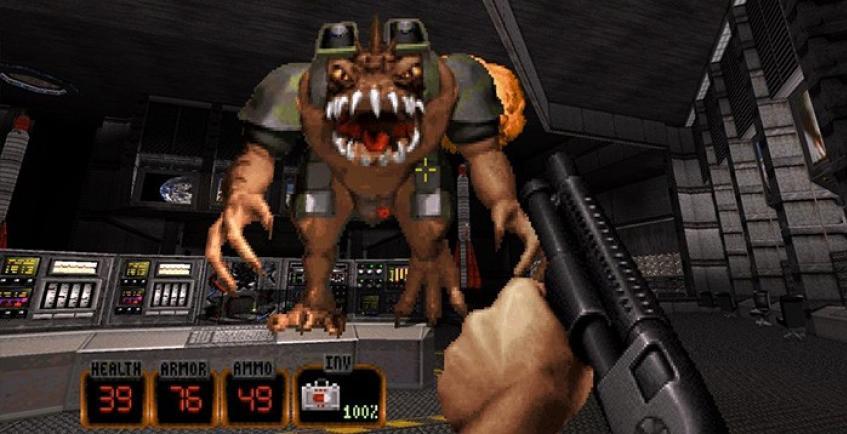 На Gearbox подали в суд, из-за Duke Nukem