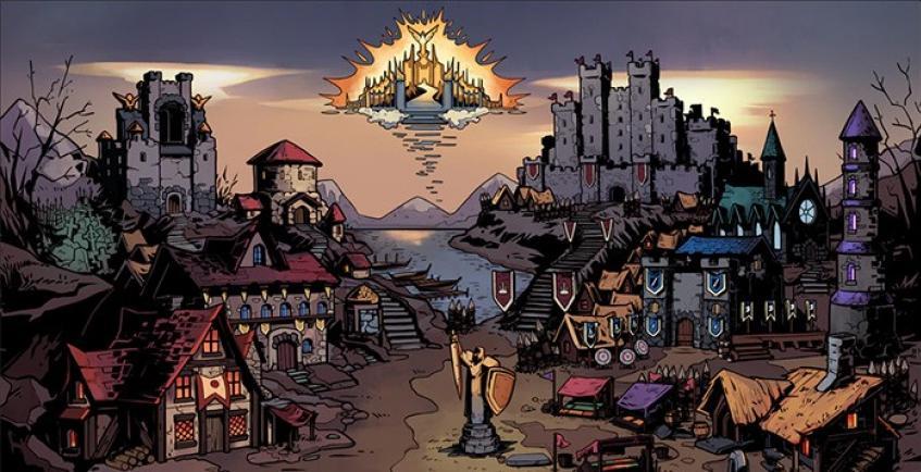 На Kickstarter появился плагиат Героев Меча и Магии в стиле Darkest Dungeon