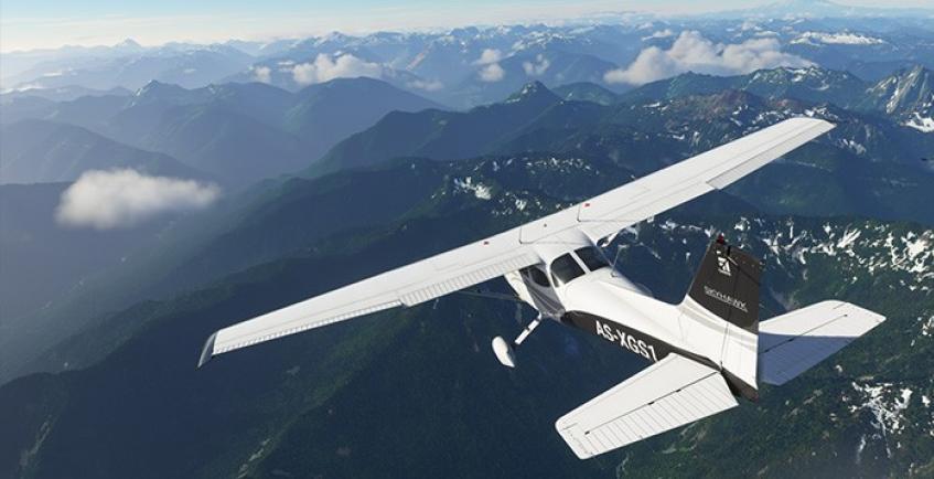 Microsoft Flight Simulator 2020:  две тысячи терабайт восторга