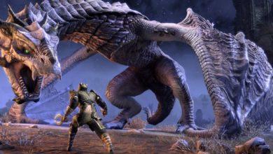 Для The Elder Scrolls Online вышло сюжетное дополнение Dragonhold