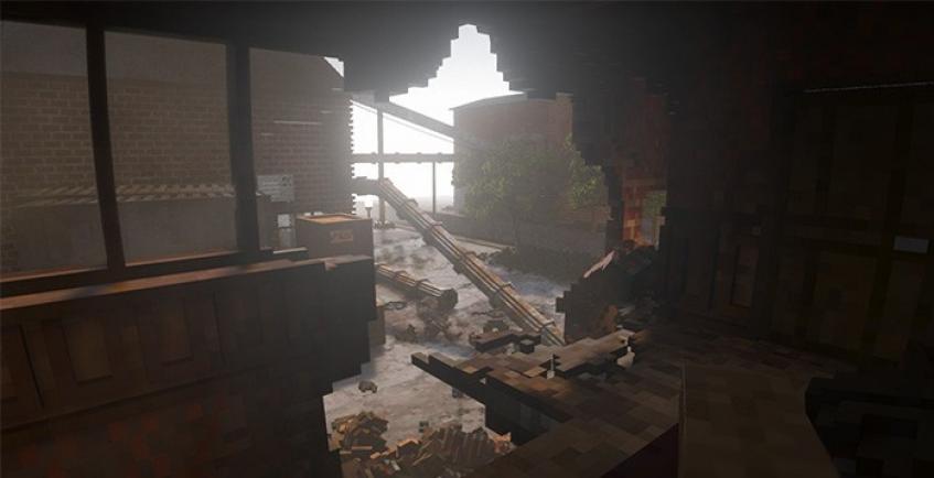 Представлен геймплей Teardown – симулятора грабителя с разрушаемой средой