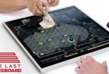 Gameboard-1: интарактивная игровая доска успешно собирает деньги на Kickstarter