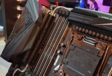 Gigabyte представила три новые материнские платы для процессоров Intel Cascade Lake-X