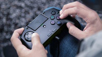 """Игровой контроллер Razer Raion подходит для PlayStation 4 и ПК"""""""
