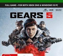 Долгожданный обзор Gears 5 2019