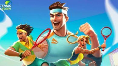 Обзор и гайд на Tennis Clash - лучший теннисный симулятор