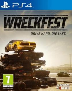 Обзор очень классной игры Wreckfest 2019