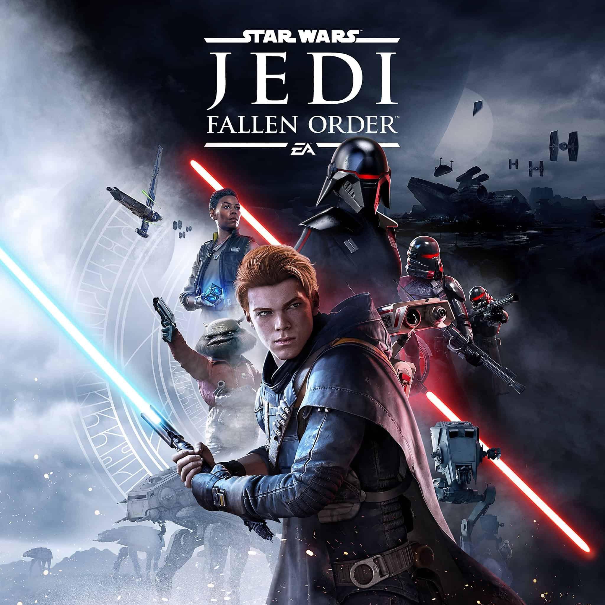 Во что поиграть?  Star Wars Jedi: Fallen Order - Deluxe Edition