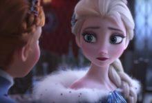 """Disney: Холодные приключения - новая игра """"три-в-ряд"""""""