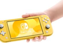"Nintendo:  Switch Lite не мешает продажам гибридной Switch"""
