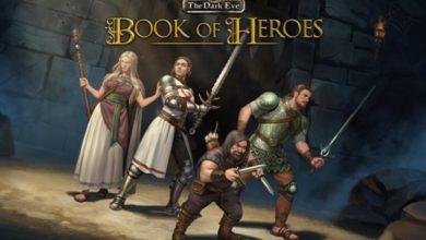 Новый геймплей RPG The Dark Eye: Book of Heroes