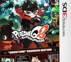 Обзор Persona Q2: New Cinema Labyrinth