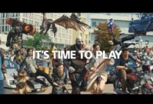 В Украине сняли серию рекламных роликов для PlayStation 4