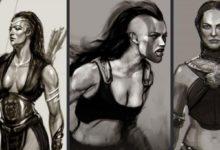 God of War: Ascension с женским персонажем. Дочь Кратоса могла стать главным героем