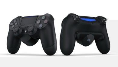"""Sony выпустит насадку для DualShock 4 с дополнительными кнопками"""""""