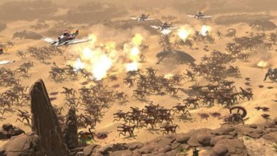 Стратегия по Звёздному Десанту. Представлена Starship Troopers - Terran Command