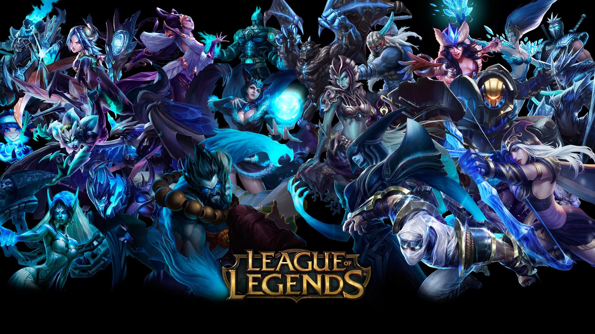 СКАЧАТЬ ИГРУ  League of Legends
