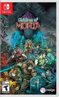 Обзор Children of Morta