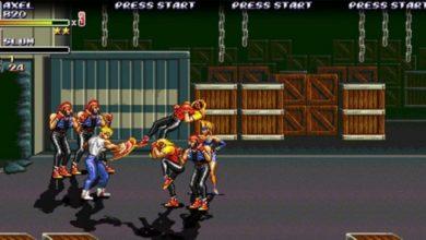 В Сеть выложили обновлённую Streets of Rage 2X