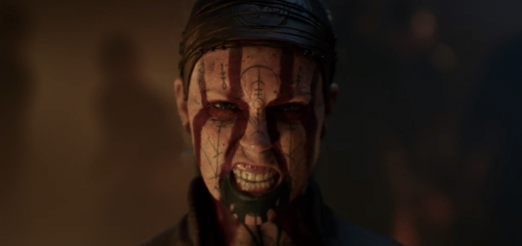 "Впечатляющий трейлер Senua's Saga: Hellblade II для следующей Xbox"""