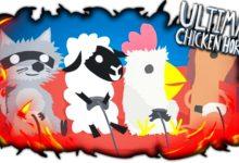 В Ultimate Chicken Horse появится кроссплей с Switch и PS4 — трейлер обновления с новым персонажем