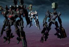 Daemon X Machina выйдет на ПК на следующей неделе