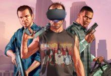 GTA 5 теперь полностью можно пройти в VR с помощью мода