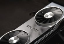 Nvidia RTX 2077?Официальная видеокарта Cyberpunk 2077 подтверждена