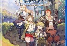 Обзор Atelier Ryza: Ever Darkness & the Secret Hideout