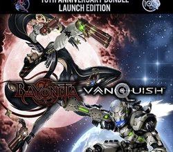 Обзор Bayonetta & Vanquish 10th Anniversary Bundle