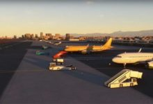 В Microsoft Flight Simulator будет 80 рабочих аэропортов
