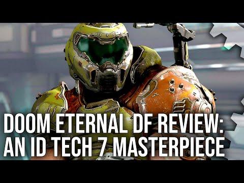 500 FPS: главное из анализа Doom Eternal, сравнительные скриншоты и видео от Digital Foundry