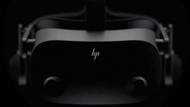 Next Gen HP VR Headset