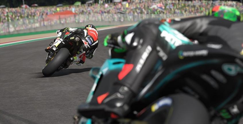MotoGP 20 с первым геймплеем и критикой тестеров