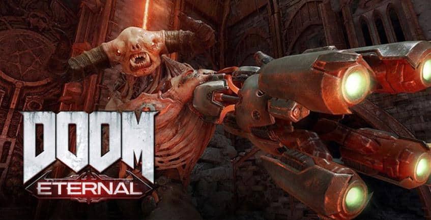 Doom Eternal: поздняя Denuvo, ненавистные прыжки и неожиданный бан