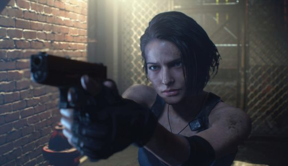 Resident Evil 3's Project Resistance Steam 27 марта 2020 года Проект Resistance beta был отложен на Steam и PS4.