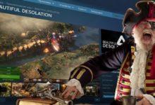 Создатели Beautiful Desolation просят у пиратов пожертвований