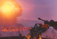 NPC в Fallout 76 Wastelanders плевать на ядерные взрывы