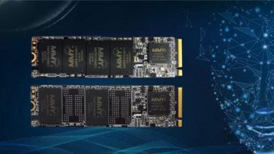 Появились NVMe SSD на китайских контроллерах: производительность на уровне