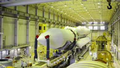 «Роскосмос» хочет получить на создание ракеты «Ангара» в 2,5 раза больше денег