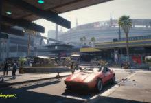 Видео: прохождение задания, езда на мотоцикле и сражения в утёкшем геймплее Cyberpunk 2077