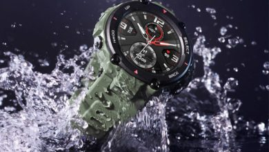 Amazfit T-Rex: смарт-часы в стиле Casio G-Shock